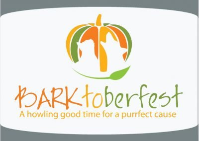 Tulsa Logo Design Graphic Design Sample BARKtoberfest