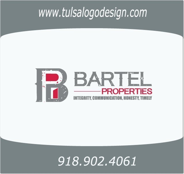 Tulsa Graphic and Logo Design Sample Bartel Properties