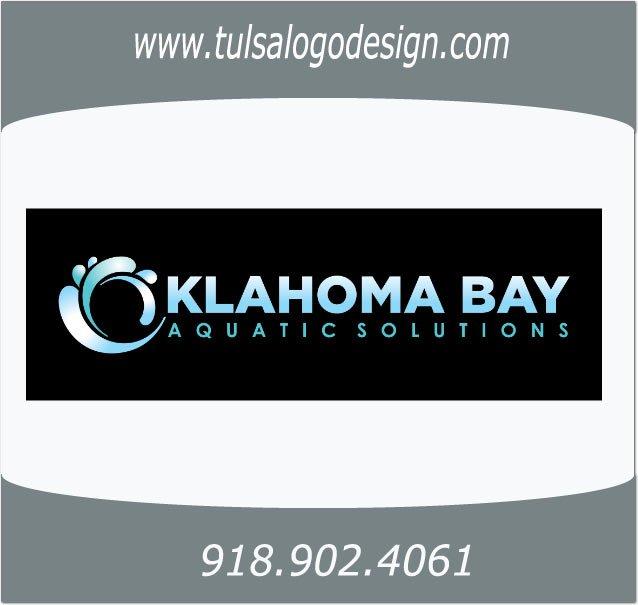 Oklahoma Bay Aquatic Solutions Tulsa Graphic and Logo Design Sample