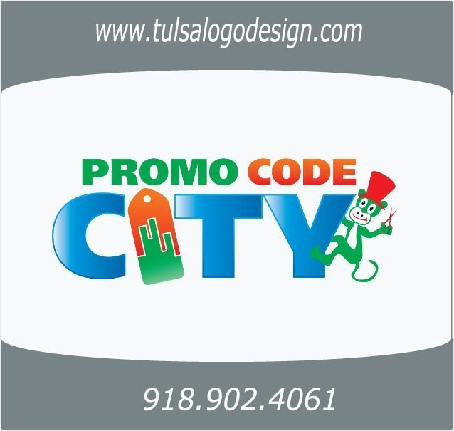 Tulsa Oklahoma Graphic and Logo Design Sample PROMO CODE CITY