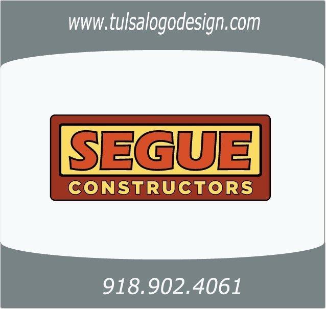 Segue Constructors Tulsa Logo Sample