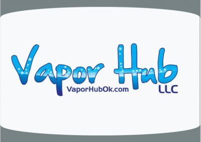 Vapor-Hub-LLC-Tulsa-Logo-Sample