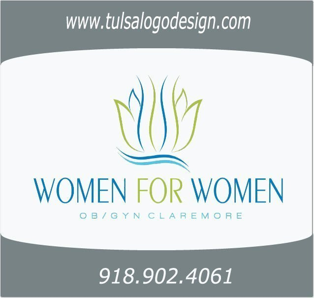 Tulsa Oklahoma Graphic and Logo Design Sample Women For Women