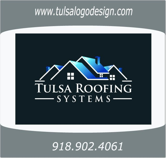 Mid Town Roof , Tulsa Graphic and Logo Design Sample